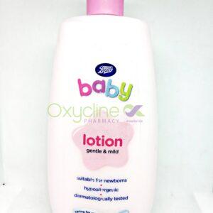 Boots Baby Lotion/Moisturising