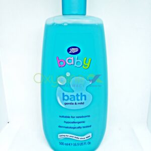 Boots Baby Bath/Bubbles