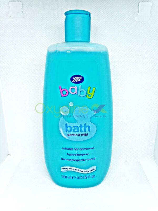 Boots Baby Bath/Bubbles