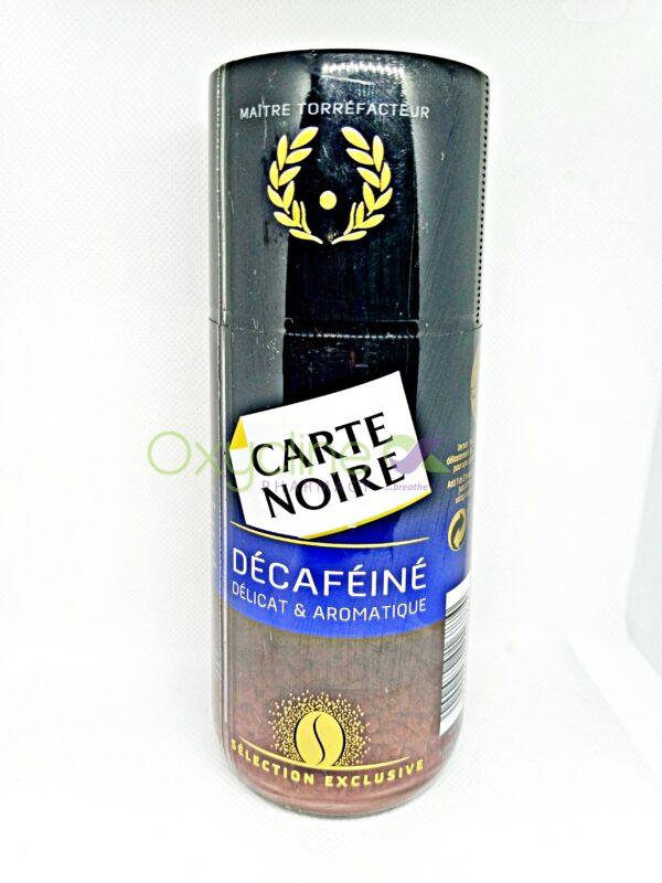 Carte Noire Decaff