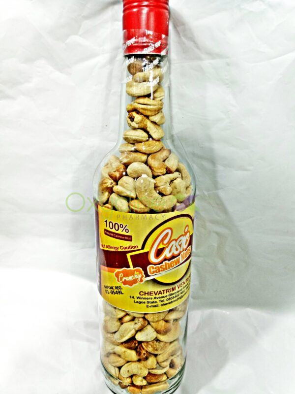 Cashew Nut Bottle B/S
