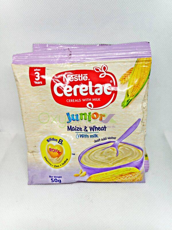 Celerac Junior Satchet 50G