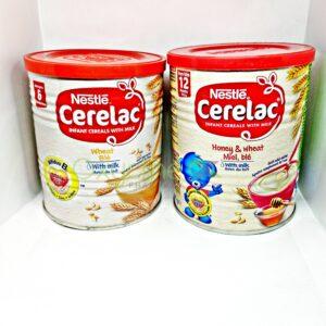 Cerelac Wheat Small Nigeria