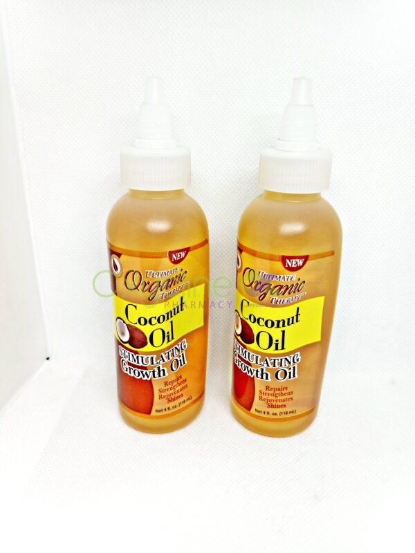 Coconut Oil For Hair Small Plas