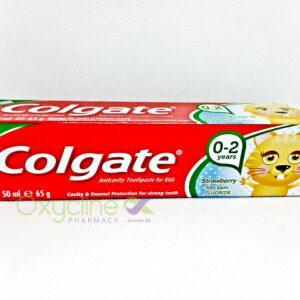 Colgate 0-2 Years Regular