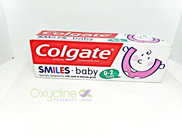 Colgate 0-2 Years Smiles