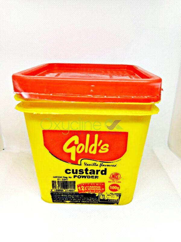 Custard Gold