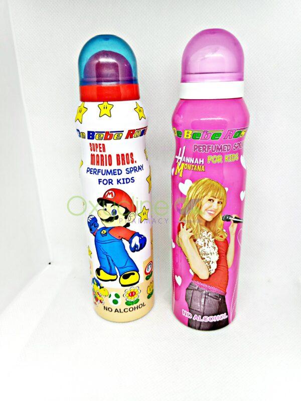 De Bebe Body Spray