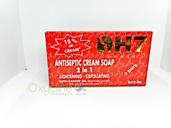 Dh7 Red Soap