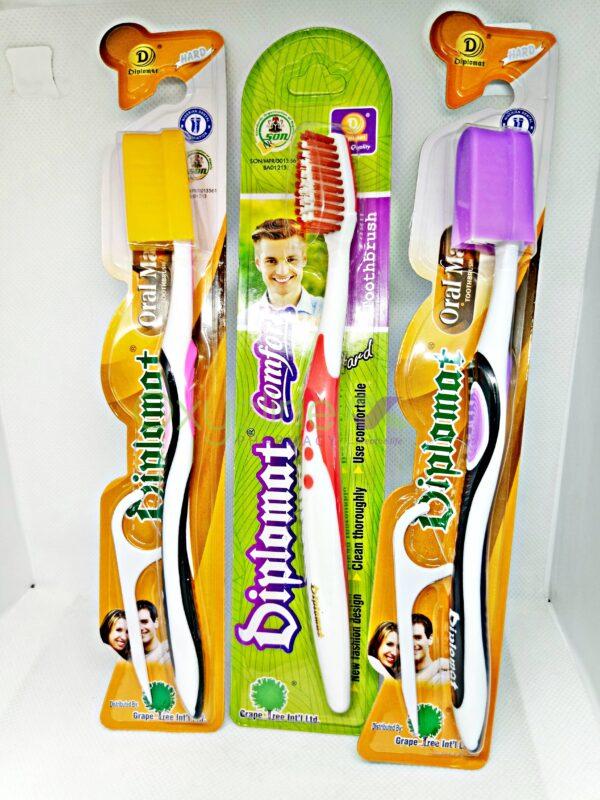 Diplomat Tooth Brush