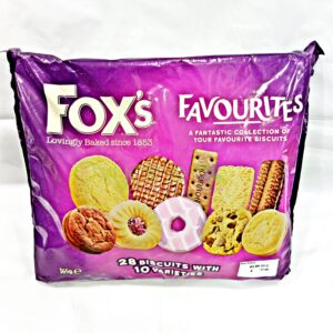 "Fox""S Favourites Biscuit 365G"