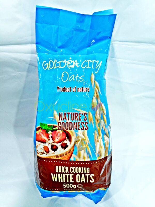 Golden City Oats