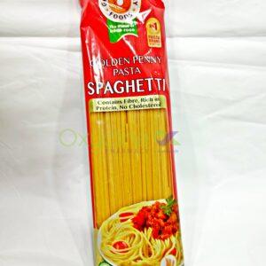 Golden Spaghetti