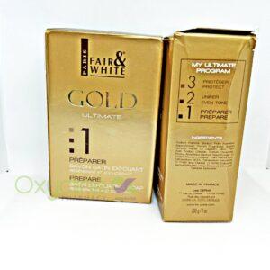 Fair & White Gold Soap