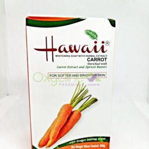 Hawaii Soap Carrot