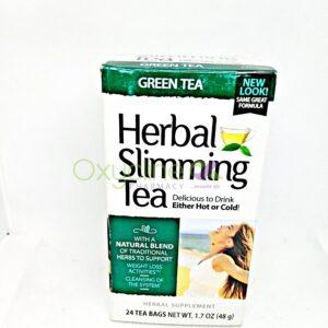 Herbal Slimming Tea Green