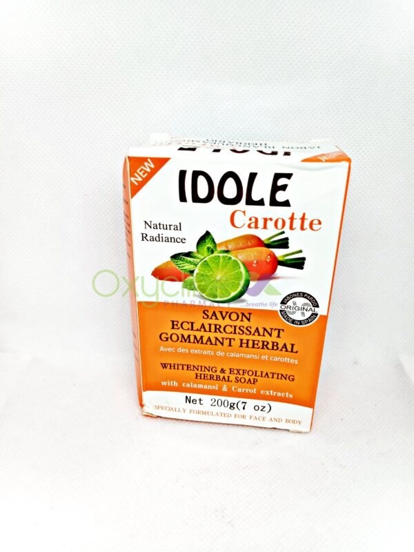 Idole Soap Different Variance