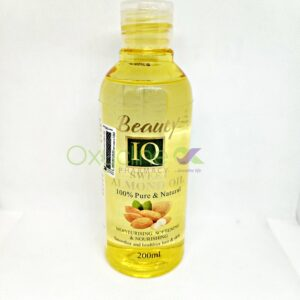 Iq Almond Oil