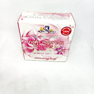 K.Brothers Gluta Collagen Soap