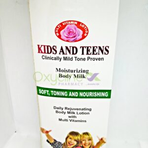 Kids And Teens Lotion Bs