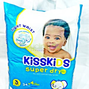 Kiss Kids Jumbo Size 3