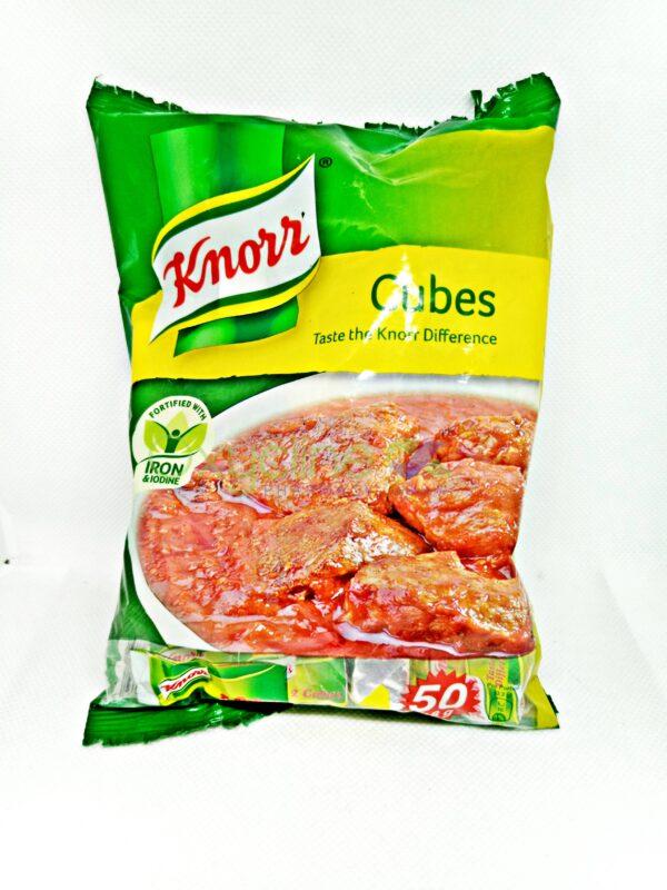 Knorr Cube X 50Pcs