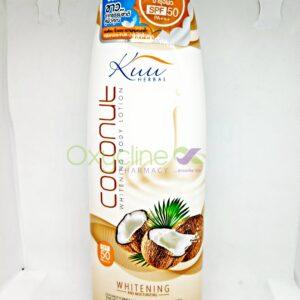 Kuu Coconut Lotion