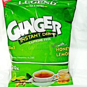 Legend Instant Ginger Tea (Bag)