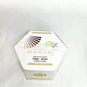 Makari Clear Acnyl Sulphur Soap