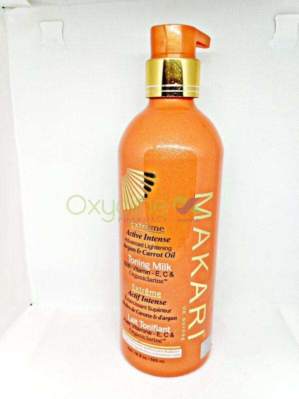 Makari Exclusive Carrot Lotion