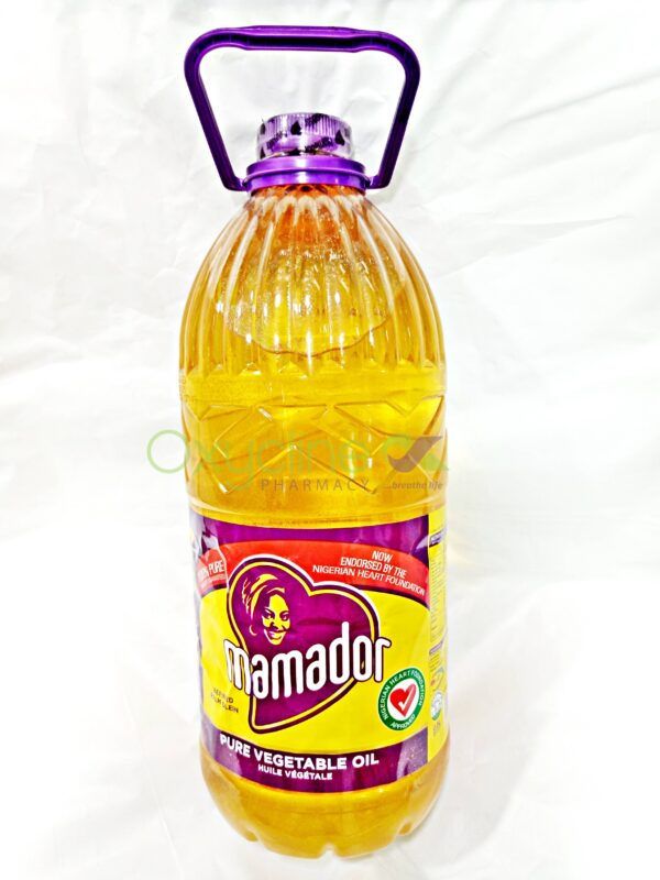 Mamador Oil 2.5L