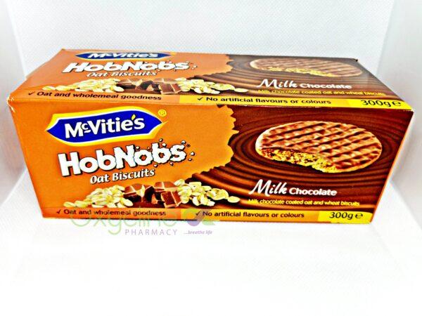 Mcvities Hobnob Chocolate Biscu