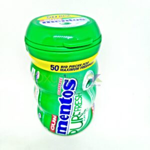 Gum Mentos Pure Fresh X50 Jar
