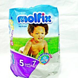 Molfix Pant Sixe 5 X 7