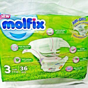 Molfix Size 3 X 36