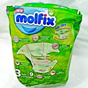 Molfix Size 3 By 9
