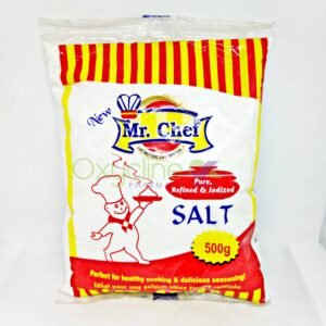 Mr Chef Salt 500G
