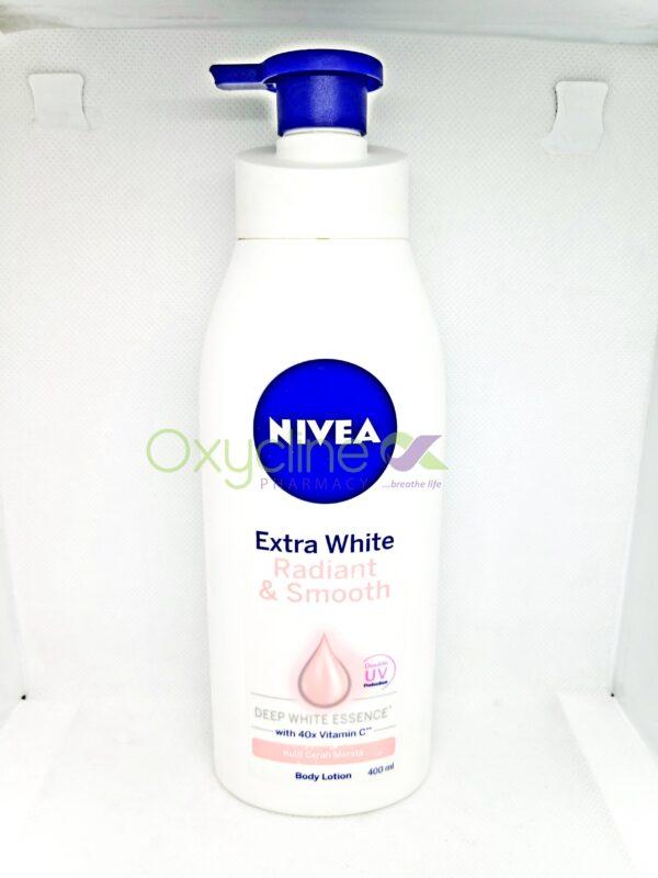 Nivea Extra White Radiant& Smoo