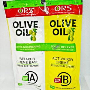 Olive Oil Relaxer  By 12 I Peic