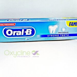 Oral B Toothpaste Family Size