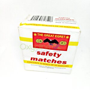 Safety Matches (Pack Of 10)