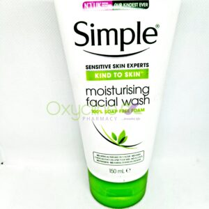Simple Moisturising Face Wash