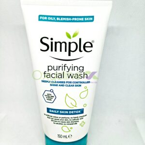 Simple Purifying Face Wash