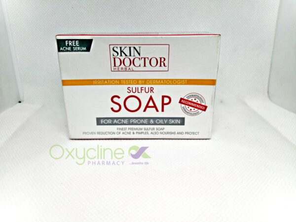 Skin Doctor Sulpur Soap