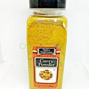 Spice Supreme Curry