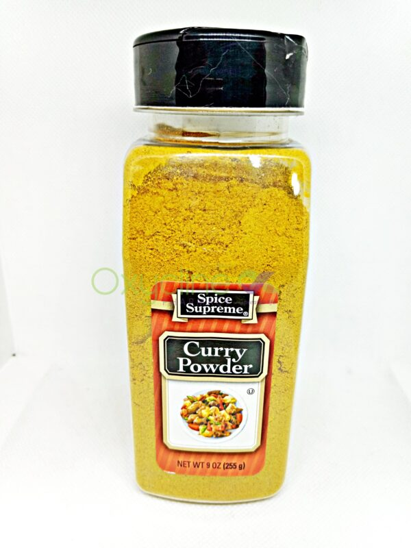 Spice Supreme Curry