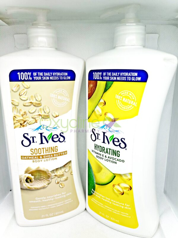 St-Ives Body Lotion