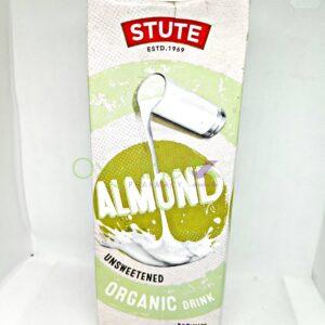 Stute Almond Organic Drink