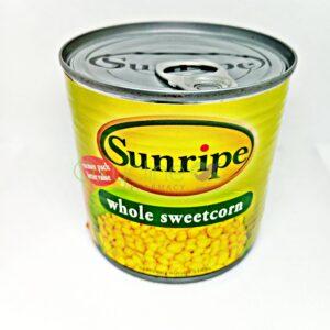 Sunripe Sweet Corn 260G