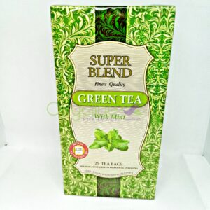 Super Blend Green Tea Mint